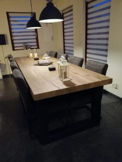 Robuuste tafels